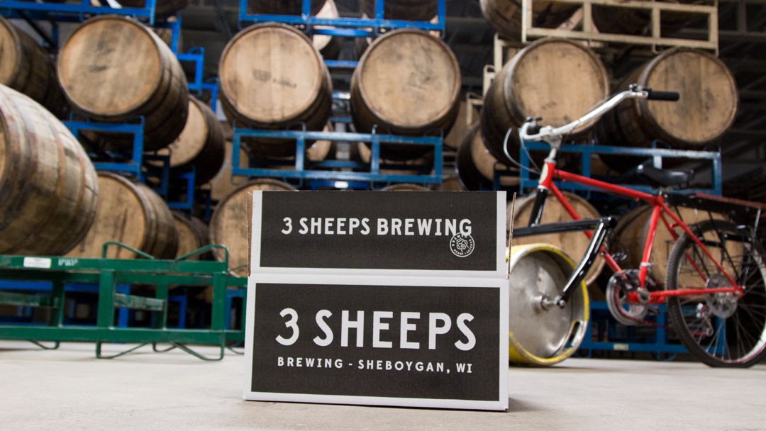 Image result for 3 sheeps brewing