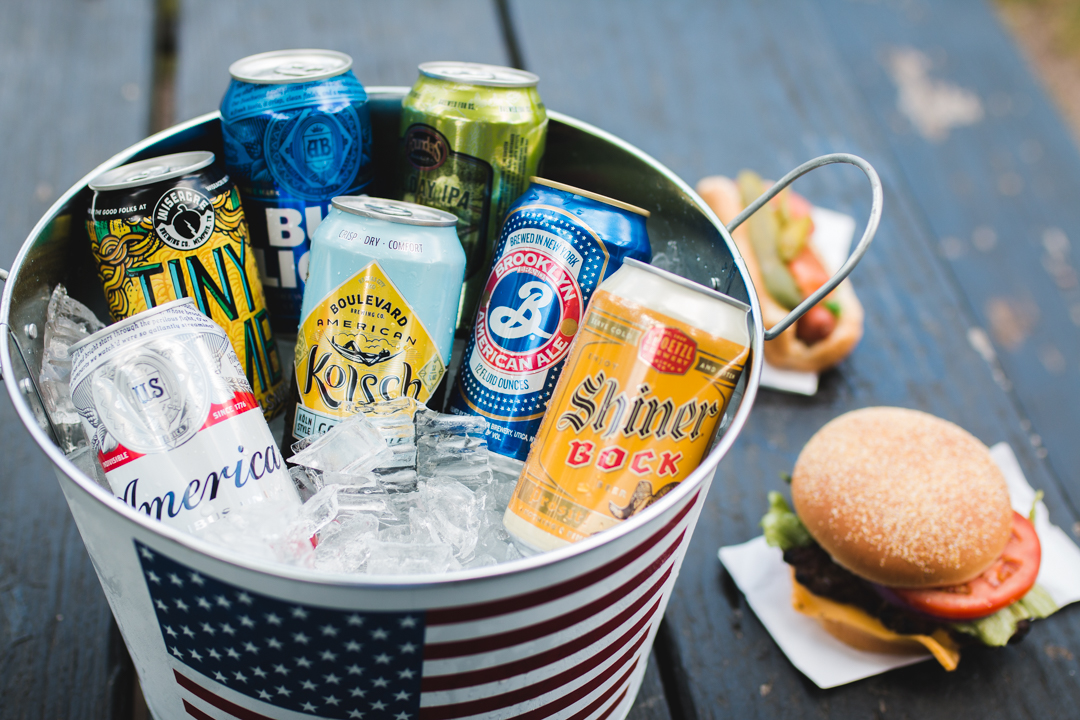 Fourth of July Beers