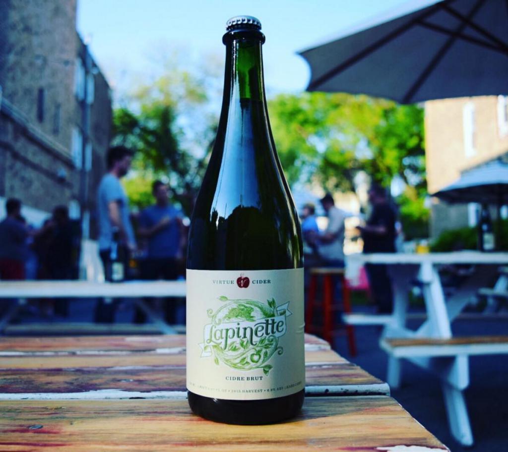 Virtue Cider Lapinette