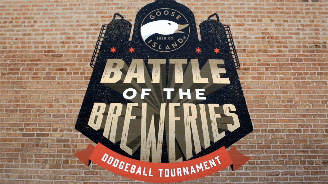 Goose Island Dodgeball Tournament