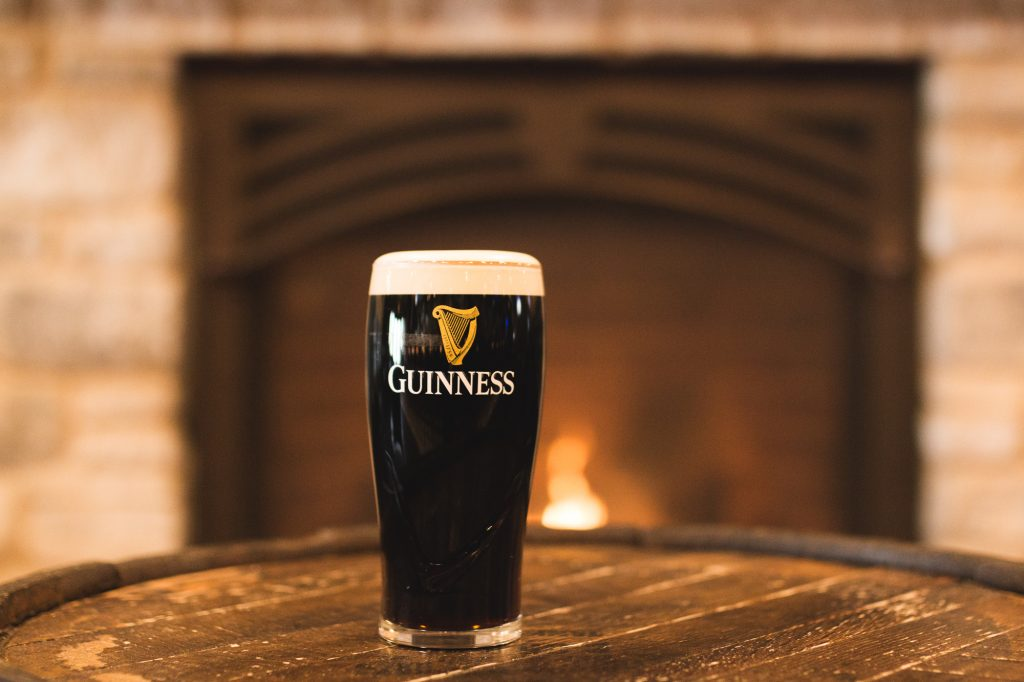 Guinness Nitro Beers