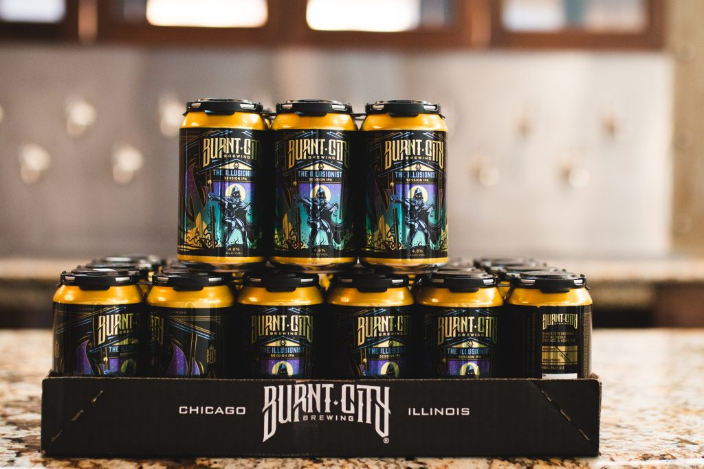 Burnt City The Illusionist IPA