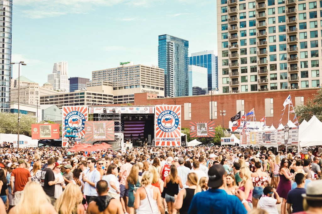 Windy City Smokeout Tickets