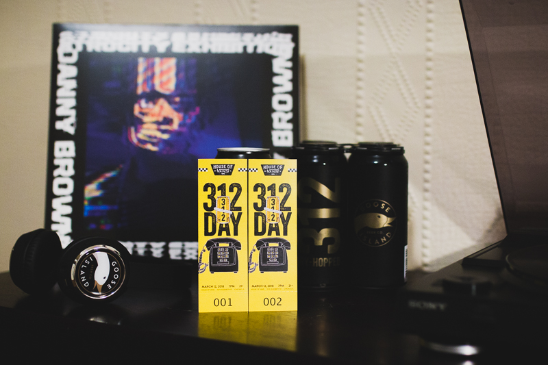 312 Day Giveaway