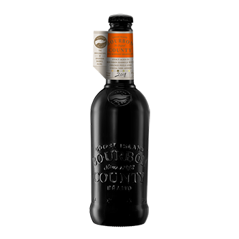 Goose Island Bourbon County Brand Stout Midnight Orange