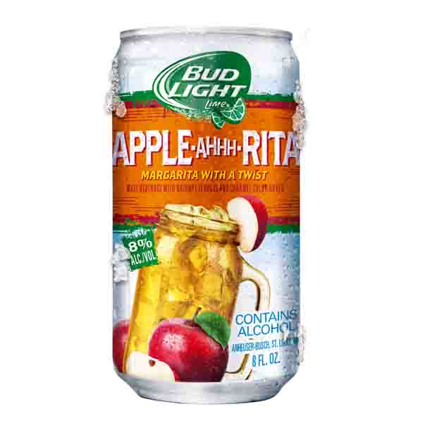 Bud Light Lime Apple-Ahhh-Rita