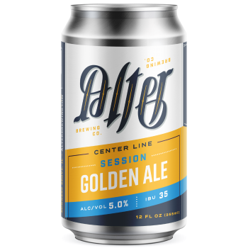 Alter Center Line Golden Ale