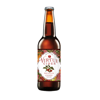 Virtue Cider Michigan Cherry