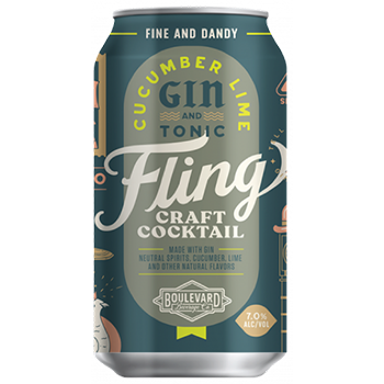 Fling Gin and Tonic