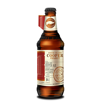Goose Island Cooper Project #1