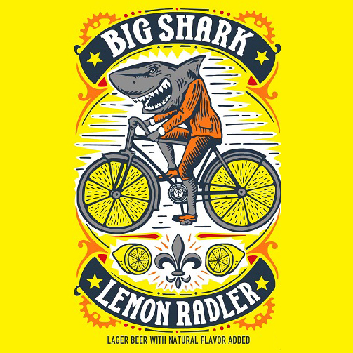 Urban Chestnut Big Shark Lemon Radler