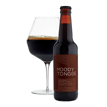 Moody Tongue Bourbon Barrel Aged 12 Layer Cake Imperial Stout